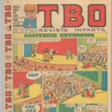 Giornalini: TBO. Nº 743. BUIGAS (C/A34). Lote 220366957