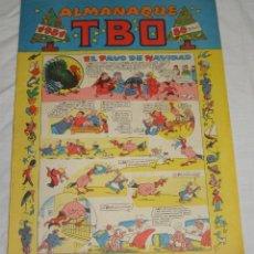Livros de Banda Desenhada: ALMANAQUE TEBEO 1981. Lote 220373193