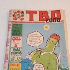 Tebeos: COMIC TBO 2000 N° 2301 OCTUBRE 1978 BUIGAS. Lote 220650507
