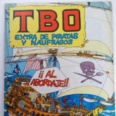 Tebeos: TBO EXTRA DE PIRATAS Y NÁUFRAGOS (SIN USAR, DE DISTRIBUIDORA). Lote 220943462