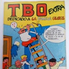 Tebeos: TBO EXTRA - DEDICADO A LA FAMILA ULISES (SIN USAR, DE DISTRIBUIDORA). Lote 220943935