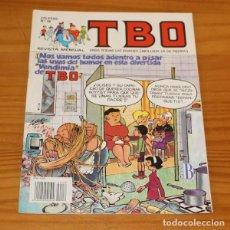 Tebeos: TBO 56 EDICIONES B 1992. LA FAMILIA ULISES, FEDE Y SUS COLEGAS, FLOROFO, BLONDIE + FACSIMIL 556. Lote 221072600