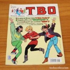 Tebeos: TBO 76 EDICIONES B 1994. LA FAMILIA ULISES, WOODY ALLEN, QUE PASA PAPA, BLONDIE + FACSIMIL 341. Lote 221072942