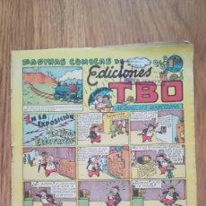 """Tebeos: EN LA EXPOSICIÓN """"LA VIDA ELÉCTRICA"""" TBO Nº 53. Lote 221505146"""