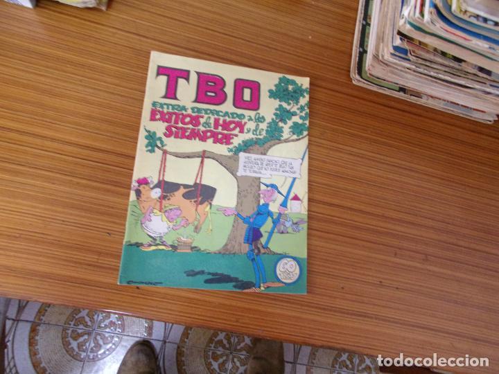 TBO EXTRA DEDICADO ALOS EXITOS DE HOY Y DE SIEMPRE EDITA BUIGAS (Tebeos y Comics - Buigas - TBO)