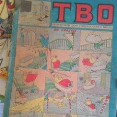 Tebeos: TBO - SEGUNDA EPOCA -Nº 69 - ( 1954 ). Lote 221711558