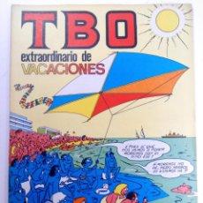 Tebeos: TBO EXTRAORDINARIO DE VACACIONES - VERANO 1976 (SIN USAR, DE DISTRIBUIDORA). Lote 221764922