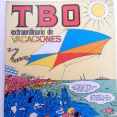 Tebeos: TBO EXTRAORDINARIO DE VACACIONES - VERANO 1976 (SIN USAR, DE DISTRIBUIDORA). Lote 221929417