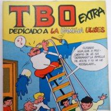 Tebeos: TBO EXTRA - DEDICADO A LA FAMILA ULISES (SIN USAR, DE DISTRIBUIDORA). Lote 221929726