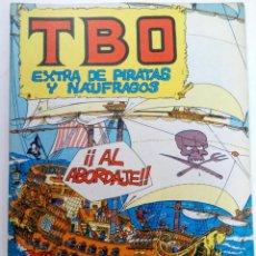 Tebeos: TBO EXTRA DE PIRATAS Y NÁUFRAGOS (SIN USAR, DE DISTRIBUIDORA). Lote 221929948