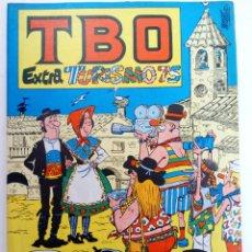 Tebeos: TBO EXTRA - TURISMO 75 (SIN USAR, DE DISTRIBUIDORA). Lote 221930165