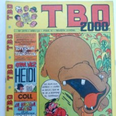Tebeos: TBO 2000 REVISTA JUVENIL - Nº 2173 (SIN USAR, DE DISTRIBUIDORA). Lote 221932355