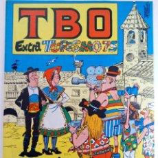 Tebeos: TBO EXTRA - TURISMO 75 (SIN USAR, DE DISTRIBUIDORA). Lote 221934681
