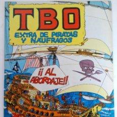 Tebeos: TBO EXTRA DE PIRATAS Y NÁUFRAGOS (SIN USAR, DE DISTRIBUIDORA). Lote 221934855