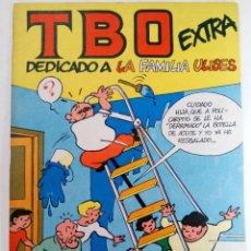 Tebeos: TBO EXTRA - DEDICADO A LA FAMILIA ULISES (SIN USAR, DE DISTRIBUIDORA). Lote 221935598