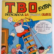 Tebeos: TBO EXTRA - DEDICADO A LA FAMILIA ULISES (SIN USAR, DE DISTRIBUIDORA). Lote 221935616