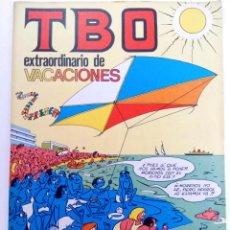 Tebeos: TBO EXTRAORDINARIO DE VACACIONES - VERANO 1976 (SIN USAR, DE DISTRIBUIDORA). Lote 221935817