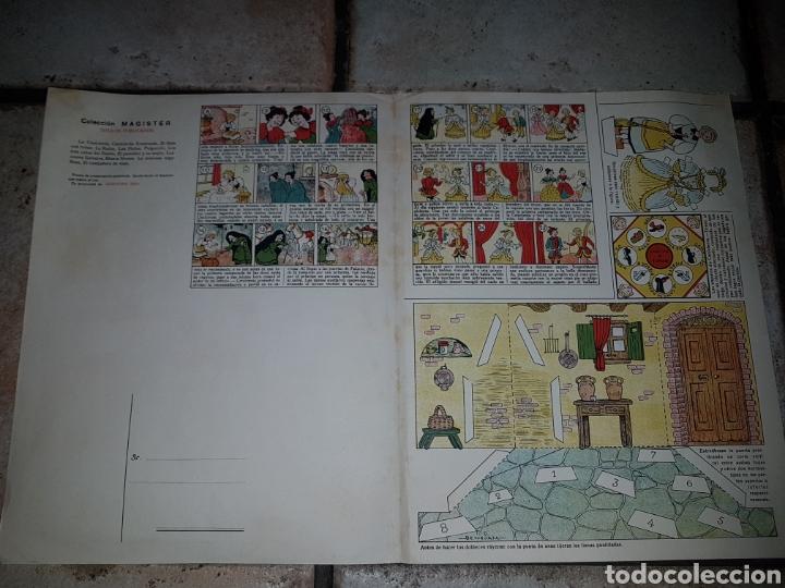 Tebeos: 4 Recortables BENEJAM Ediciones T B O de 32,5x25 - Foto 3 - 222434332