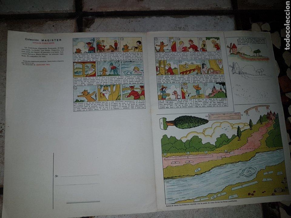 Tebeos: 4 Recortables BENEJAM Ediciones T B O de 32,5x25 - Foto 7 - 222434332