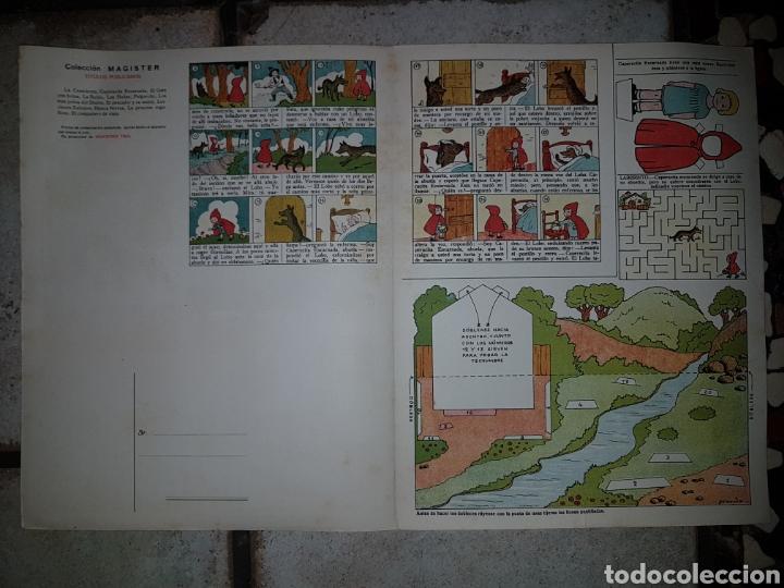 Tebeos: 4 Recortables BENEJAM Ediciones T B O de 32,5x25 - Foto 9 - 222434332