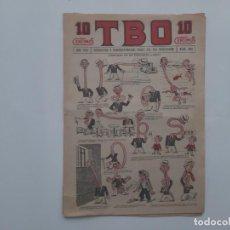 Tebeos: TBO 10 CENTIMOS NUM. 860 + 2 PORTADAS TBO 10 Y 15 , TODO LO FOTOGRAFIADO , LEER. Lote 222569012