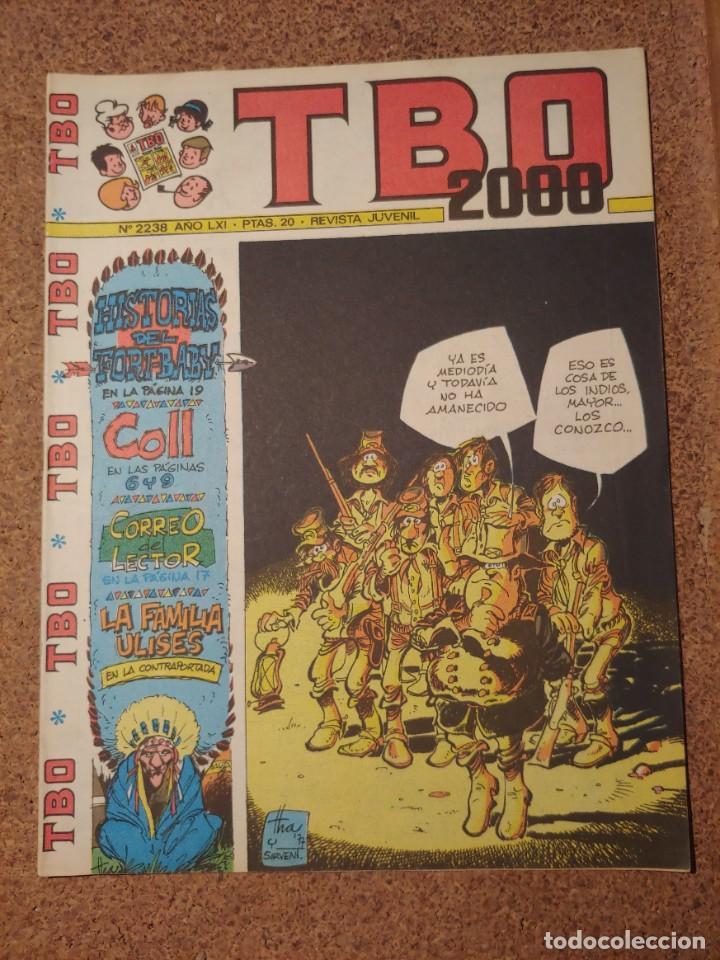 TEBEO TBO DEL AÑO LXI Nº 2238 (Tebeos y Comics - Buigas - TBO)