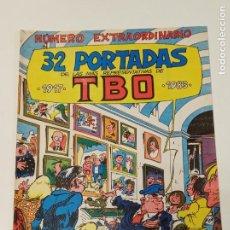 BDs: TBO EXTRAORDINARIO 32 PORTADAS 1917-1983 / BUIGAS ORIGINAL. Lote 223383093