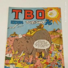 BDs: TBO EXTRA TURISMO 76 / BUIGAS ORIGINAL. Lote 223441890