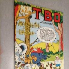Livros de Banda Desenhada: TBO 4º ÁLBUM DEDICADO A MORCILLÓN Y BABALÍ / BUIGAS. Lote 223945637