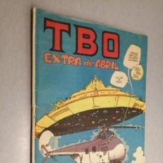 BDs: TBO EXTRA DE ABRIL / BUIGAS. Lote 224021292