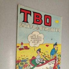 Livros de Banda Desenhada: TBO EXTRA DE PRIMAVERA / BUIGAS. Lote 224021716