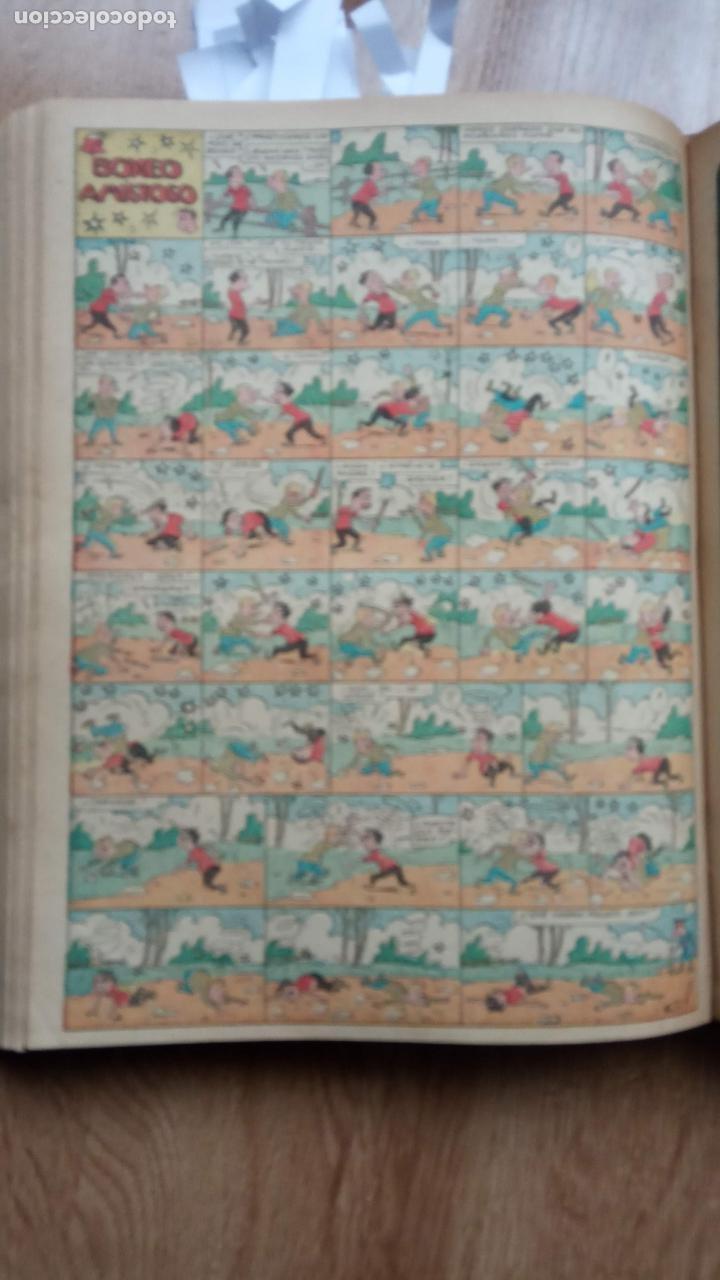 Tebeos: TBO SIN NÚMERO 26 EJEMPLARES, TBO 1952 26 EJEMPLARES, ALMANAQUE 1952,1959,HUMORISTICO 1959 - Foto 26 - 224677375