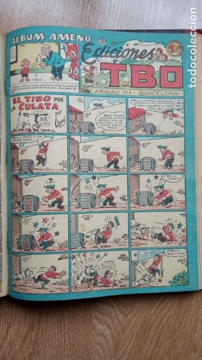 Tebeos: TBO SIN NÚMERO 26 EJEMPLARES, TBO 1952 26 EJEMPLARES, ALMANAQUE 1952,1959,HUMORISTICO 1959 - Foto 27 - 224677375