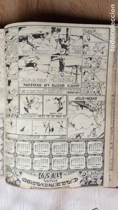 Tebeos: TBO SIN NÚMERO 26 EJEMPLARES, TBO 1952 26 EJEMPLARES, ALMANAQUE 1952,1959,HUMORISTICO 1959 - Foto 147 - 224677375