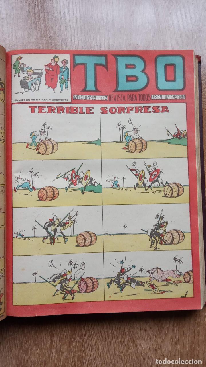 Tebeos: TBO SIN NÚMERO 26 EJEMPLARES, TBO 1952 26 EJEMPLARES, ALMANAQUE 1952,1959,HUMORISTICO 1959 - Foto 155 - 224677375