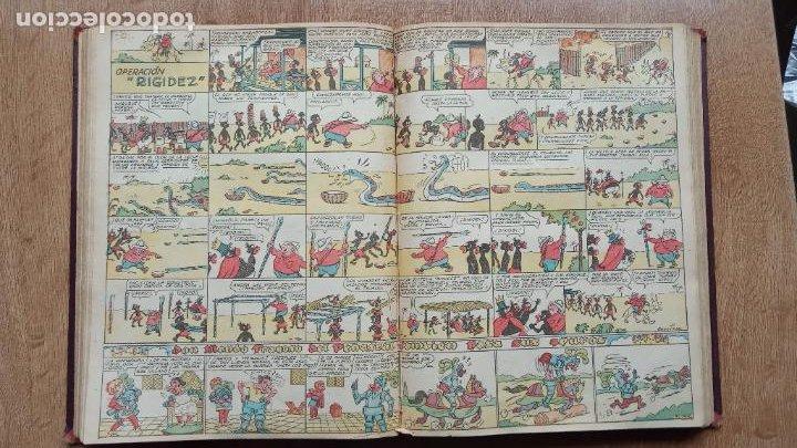 Tebeos: TBO SIN NÚMERO 26 EJEMPLARES, TBO 1952 26 EJEMPLARES, ALMANAQUE 1952,1959,HUMORISTICO 1959 - Foto 194 - 224677375