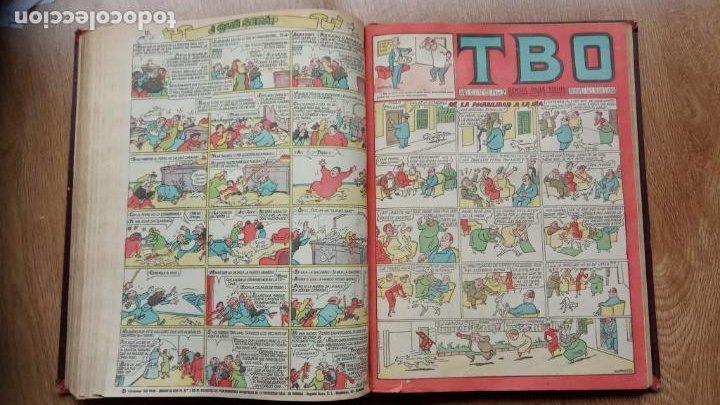 Tebeos: TBO SIN NÚMERO 26 EJEMPLARES, TBO 1952 26 EJEMPLARES, ALMANAQUE 1952,1959,HUMORISTICO 1959 - Foto 216 - 224677375