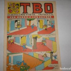Tebeos: TBO Nº 660 - DEL FUEGO A LAS BRASAS -. Lote 224783912