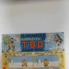 Tebeos: TBO ALMANAQUE 76 - 30PTAS. Lote 224815700