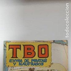 Tebeos: TBO EXTRA DE PIRATAS Y NAUFRAGOS - 30PTAS. Lote 224815702
