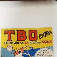 Tebeos: TBO EXTRA - DEDICADO A LA FAMILIA ULISES -30 PTAS. Lote 224815708