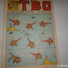 Giornalini: TBO Nº 687 - EXTRAORDINARIA COMIDA NAVIDEÑA - 1970 -. Lote 225367241