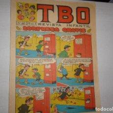Tebeos: TBO Nº 607 - SORPRESA GRATIS - 1969 -. Lote 227618027