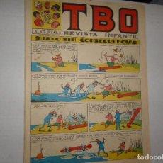 Tebeos: TBO Nº 675 - SUSTO SIN CONSECUENCIAS - 1970 -. Lote 227621300