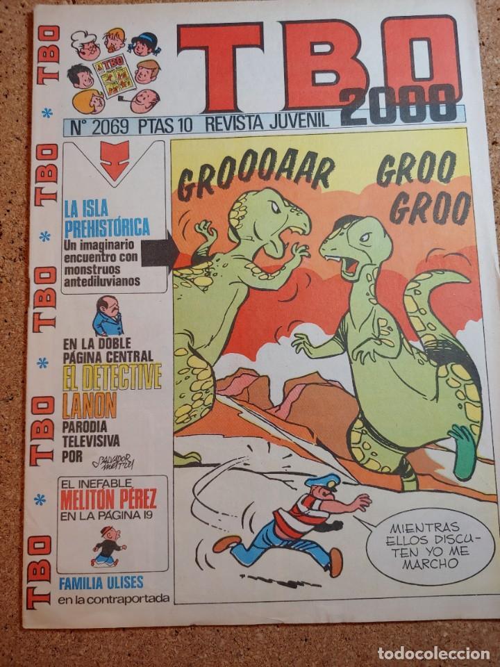 TEBEO TBO 2000 AÑO LVIII Nº 2069 (Tebeos y Comics - Buigas - TBO)