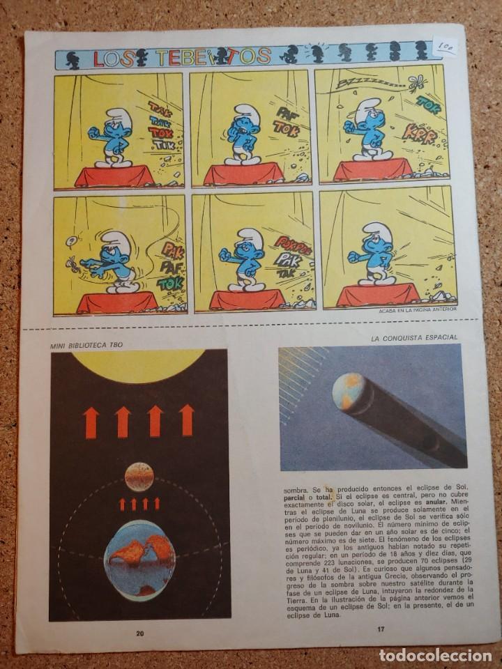 Tebeos: TEBEO TBO 2000 AÑO LIX Nº 2111 - Foto 2 - 229792010