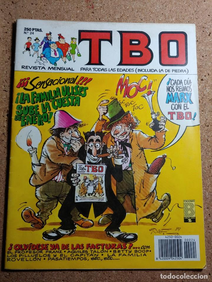 TEBEO TBO DEL AÑO 1988 Nº 24 (Tebeos y Comics - Buigas - TBO)
