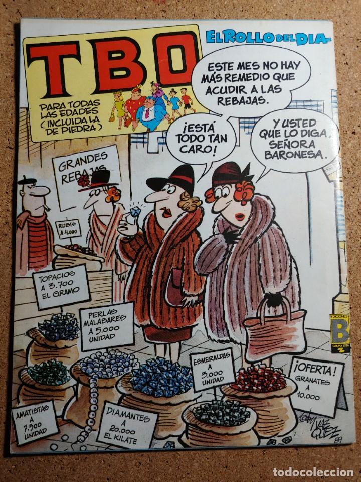 Tebeos: TEBEO TBO DEL AÑO 1988 Nº 24 - Foto 2 - 229792880