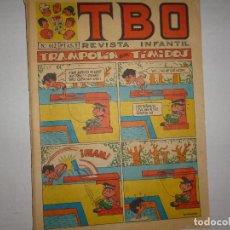 Tebeos: TBO Nº 612 - TRAMPOLÍN PARA TÍMIDOS - 1969 -. Lote 230608035