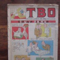 Livros de Banda Desenhada: TBO Nº 217. AÑO XLV. BUIGAS. Lote 230969205